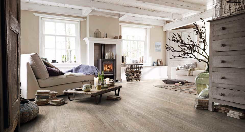 Bodenbelag Laminatboden gemütlich im Wohnzimmer